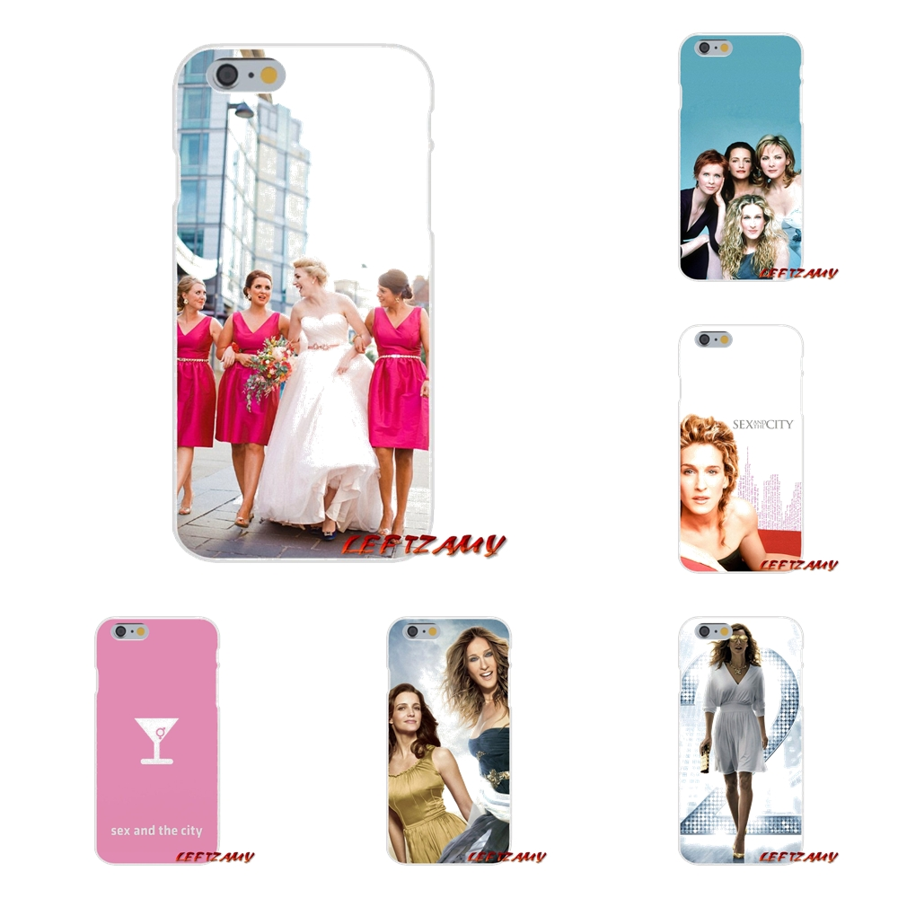 Accessories Phone <font><b>Cases</b></font> Covers <font><b>sex</b></font> and the city For <font><b>iPhone</b></font> X 4 4S 5 5S 5C SE 6 6S <font><b>7</b></font> 8 <font><b>Plus</b></font> image
