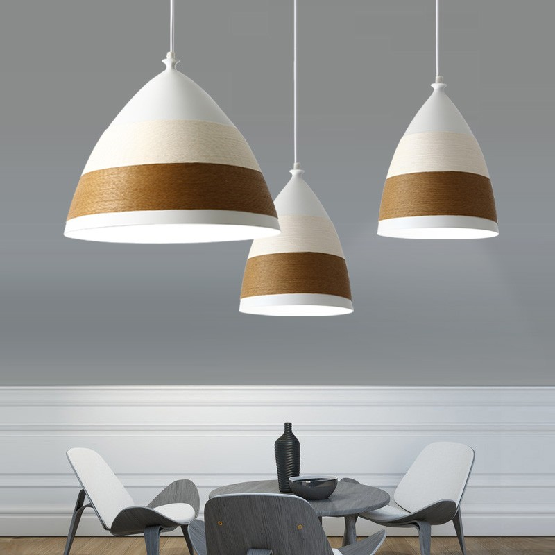 ФОТО 2016 new Simple modern restaurant dining room coffee shop lighting creative fashion designer pandent lamps and lanterns