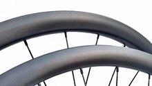 Ширина 25 мм карбоновые велосипедные диск колеса 38 мм бескамерная клинчерная покрышка с Новатек D041 D042 спереди 100 мм сзади 135 мм