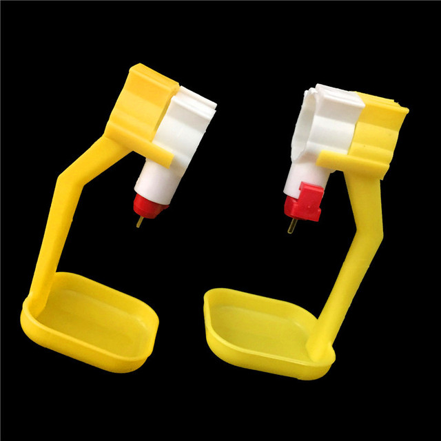 Free shipping Chicken nipple drinkers Automatic drinking cups hanging Pipe diameter 20mm or 25mm Chicken Equipment Wholesale