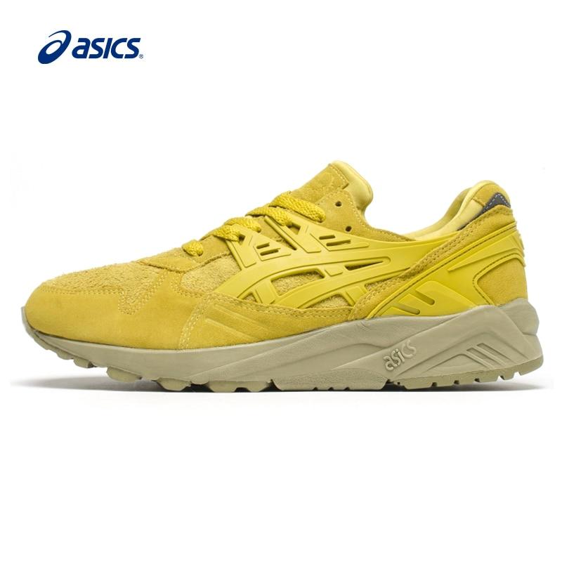 Original ASICS Men Shoes Cushioning Breathable Running Shoe Retro Sports Shoes Sneakers asics men s gel lyte33 2 running shoe