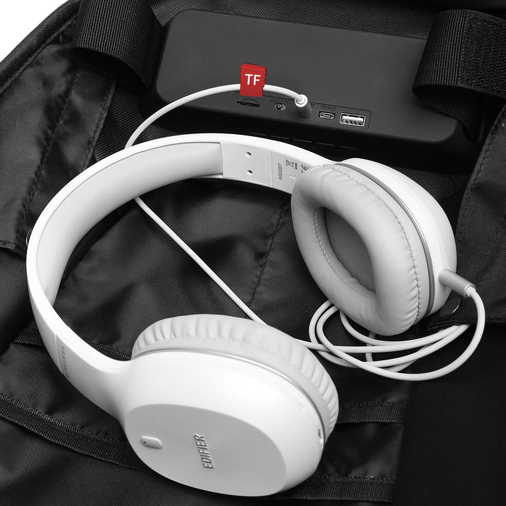 Geek Backpack USB Charging Bluetooth Music Bags 5