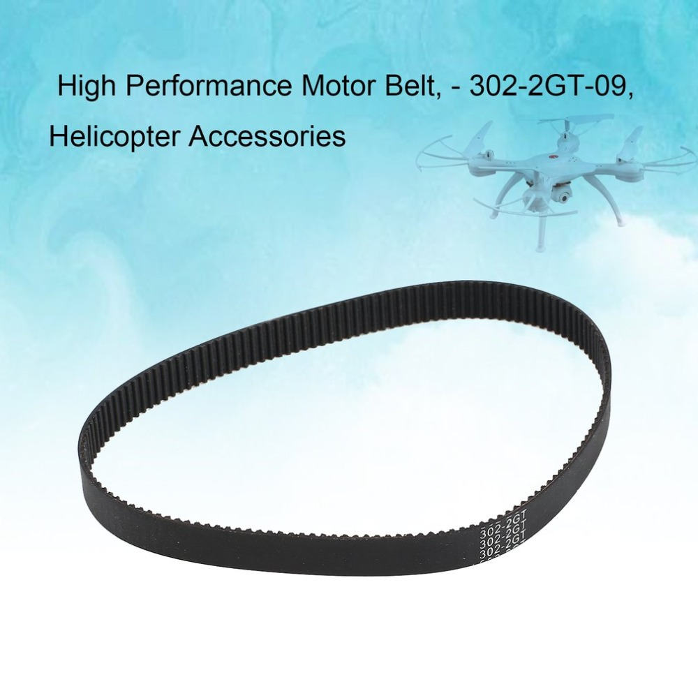 ALZRC-Devil 380 FAST High Performance Motor Belt - 302-2GT-09 Helicopter Lightweight Spare Parts Accessories Component HOT!