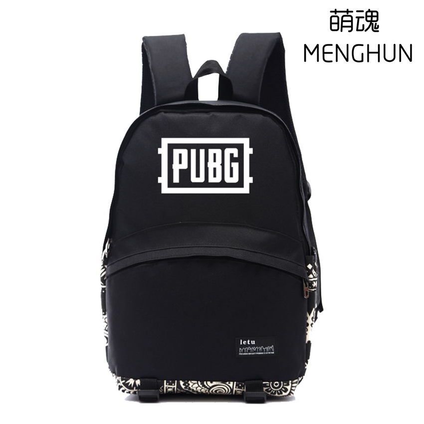 Supply Game Playerunknowns Battlegrounds Pubg New Parachute Pack Backpack Cosplay Costumes Outdoor Expedition Multifunction Knapsack Great Varieties Costume Props Costumes & Accessories