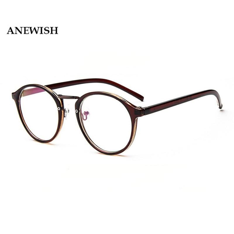 Billige Brillen Brillengestell Männer Frauen Ultra Licht Vintage ...