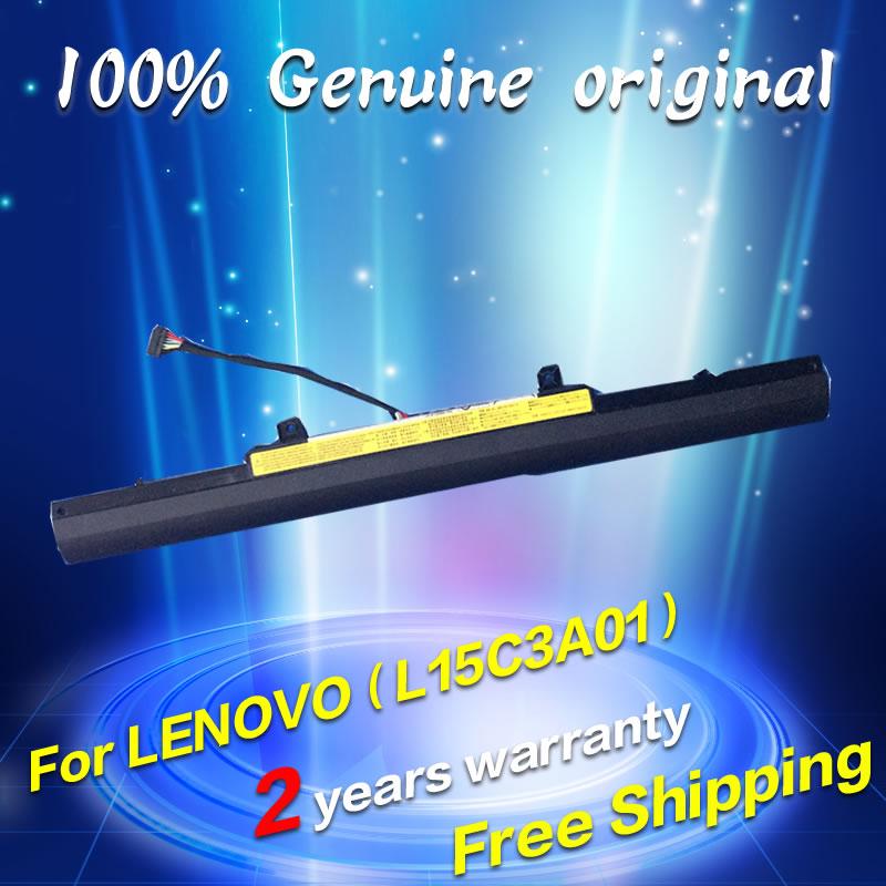 JIGU laptop battery L15C3A01 L15C4A02 L15D3A01 FOR LENOVO Ideapad 110 V110 V310-15ISK a l c платье длиной 3 4