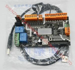 Image 1 - האחרון מוצר USB cnc עם usbcnc צמח רישיון, MDK1/4 ציר USB CNC כרטיס בקר ממשק לוח USBCNC להחלפה