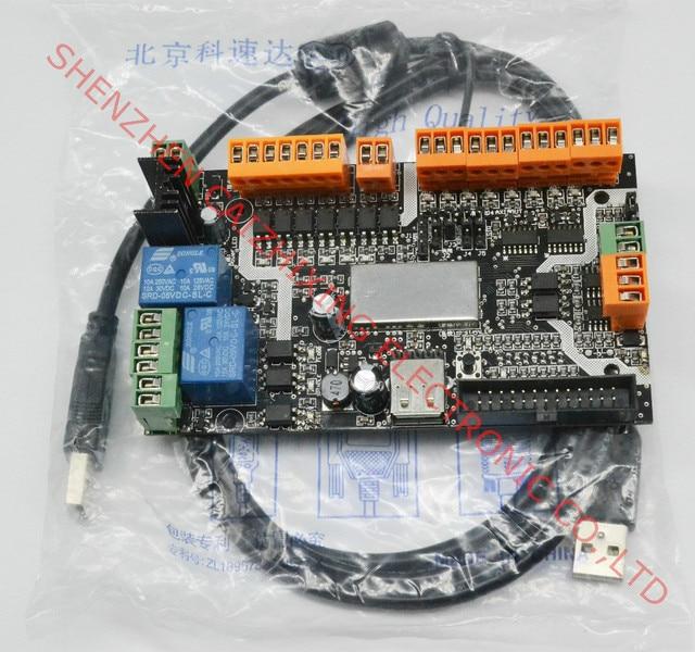 האחרון מוצר USB cnc עם usbcnc צמח רישיון, MDK1/4 ציר USB CNC כרטיס בקר ממשק לוח USBCNC להחלפה