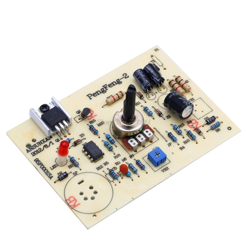 Soldering Iron Station Control Board Controller Thermostat A1321 For 936 New Electronic Components Dropship