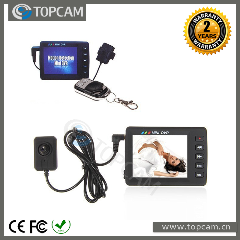 """bilder für Engel Auge DVR Kamera 2,7 """"Lcd Portable Außenüberwachung Aufzeichnungssystem KS-750A mit Fernbedienung"""