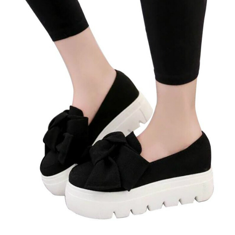 c195e0dcc8b Mujer Pajarita Plano verde Primavera rojo De Mujeres Baja Zapatos Lanas Las  Fondo Negro La Moda ...