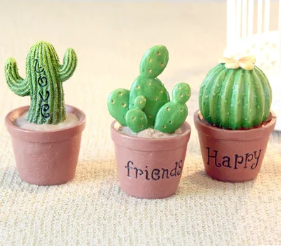 Free Shipping Cactus Small Resin Decoration Home Accessories Plant Office  Desk Decoration On Aliexpress.com | Alibaba Group