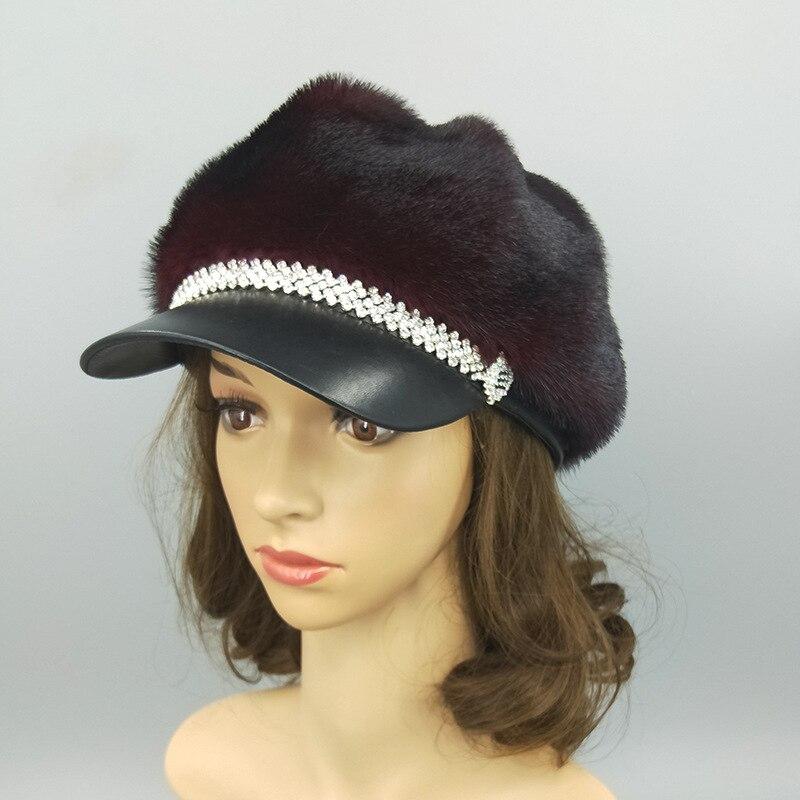 Delle donne di Nuovo Cappellini Club1 Ombrello Visiera IN PVC Trasparente delle Donne Cappello da Sole Da Uomo mens cappelli e Cappellini d'oro cavalieri del berretto da baseball - 2