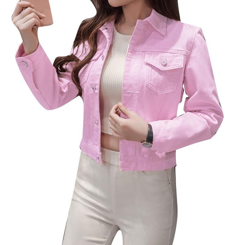 NIBESSER Brand women Jeans Jacket bomber jackets 1