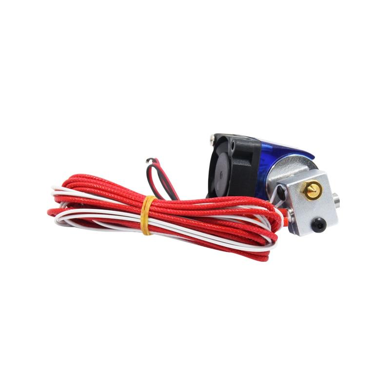 Kee Pang 3D tiskalnik V6 Ekstruder za tiskalno glavo z kabelsko cevjo - Pisarniška elektronika - Fotografija 5