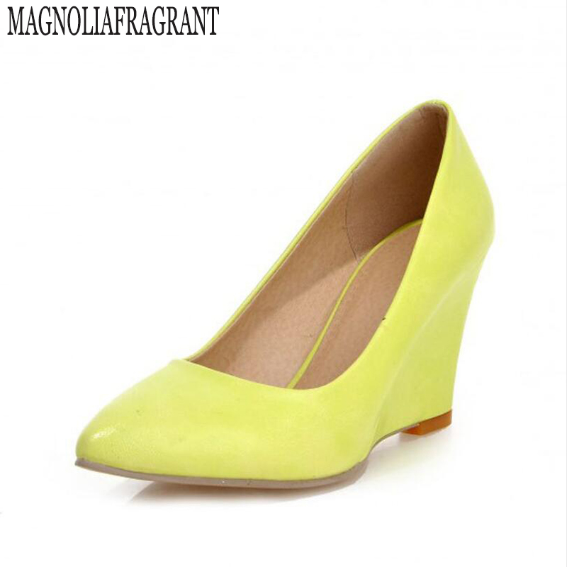 new fashion summer high heels shoes wedges platforms
