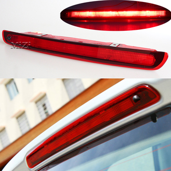 LED High Position Mount Additional Stop Lamp For Nissan QASHQAI 2008 2009 2010 2011 2012 2013 2014 Car-styling Rear Brake Light car high positioned mount additional third brake light for honda civic 2006 2007 2008 2009 2010 2011 for honda accord 8th stop