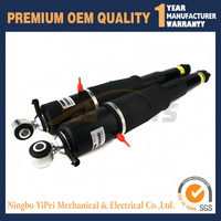 For Pair Chevy GMC Cadillac SUV New Rear Air Ride Suspension Shocks 2000 2011