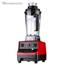 Homeleader Kitchen Blender Mixer Electric Multifunctional Household Fruit Vegetables Blender Processor 1500w K12-020
