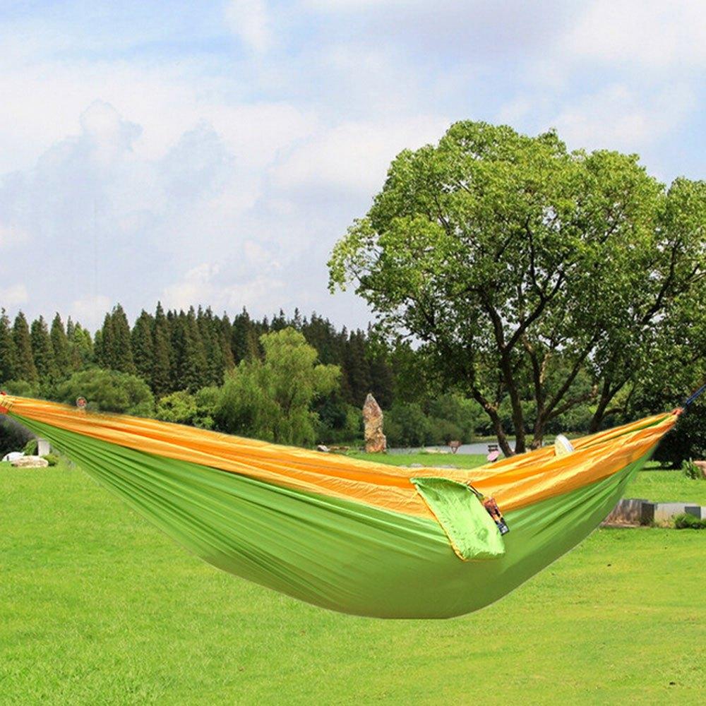 17 kleuren hoge sterkte parachute nylon camping enkele parachute - Meubilair