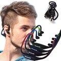 Deporte de bluetooth auricular para blackview bv6000 earbuds auriculares con micrófono inalámbrico