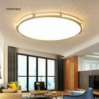 Современные круглый 42/52/80 см Кристалл светодио дный потолочные светильники plafonnier светодио дный потолок кристалл для гостиной Спальня потол