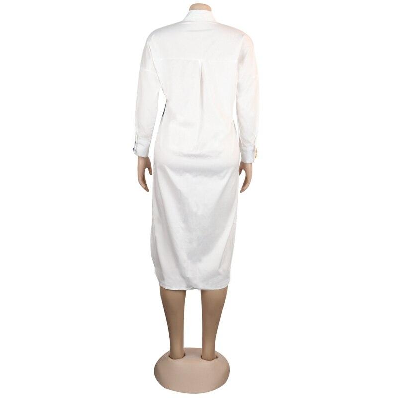 long sleeve shirt dress -05