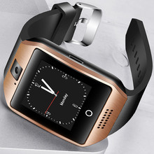 LIGE 2019 New Bluetooth Smart Men Watch Sport Pedometer with SIM Camera LED Touch Screen Smartwatch For Android Smartphone binlun smart watch bluetooth touch screen watch for iphone android smartphone
