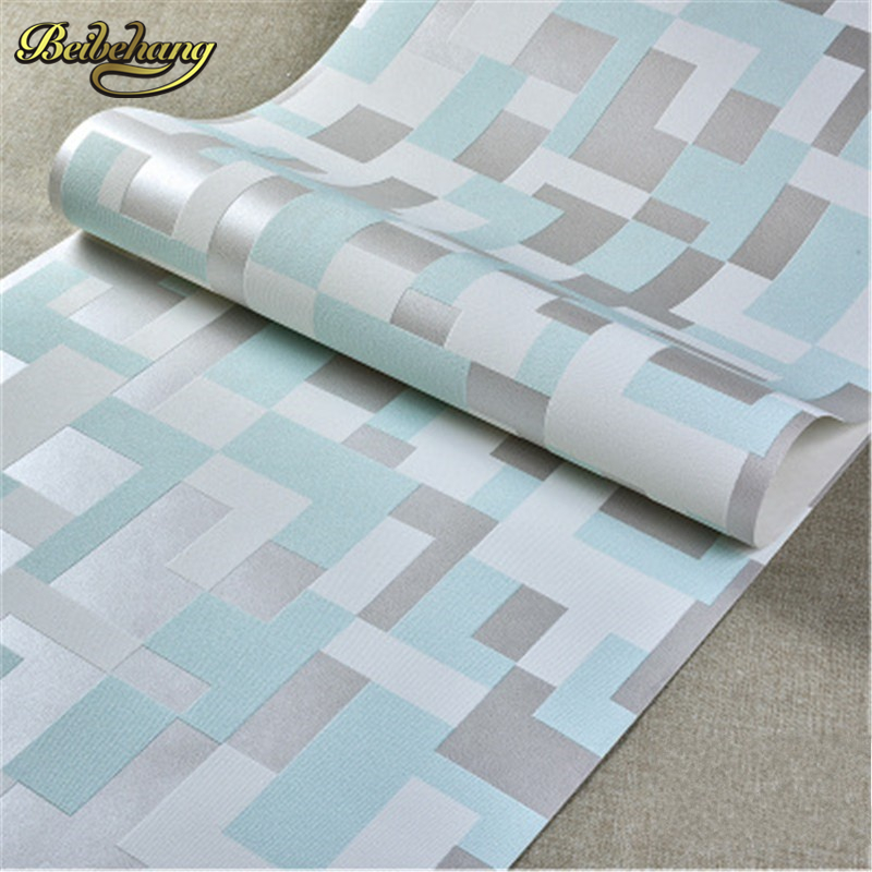 beibehang 3d modern minimalist three-dimensional relief mosaic thicker non-woven bedroom living room backdrop wallpaper beibehang 3d european modern minimalist vertical stripes non woven wallpaper shop for living room bedroom tv backdrop