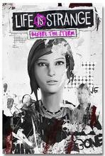 Life is Strange Before the Storm Game Art Wall Decor Silk Print Poster