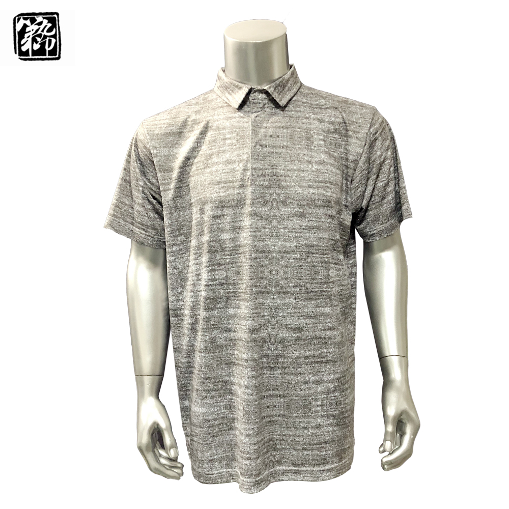 High Quality Outdoor Polo Short Golf Shirt Men Quick Dry T-shirts Collar Cotton Golf Short Sleeve Shirts Customize all colors