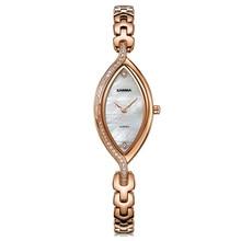 Мода люксовый бренд женской браслет часы повседневная дамы кварцевые часы из нержавеющей стали водонепроницаемый casima relojes mujer #2609