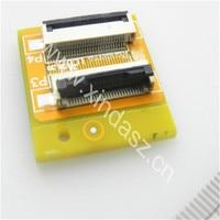 Trasporto libero 24*20mm 0.5mm pitch pin a pin convertitore elettronico PCB e Clamshell tipo ffc fpc bordo