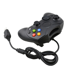 Image 4 - Wired Gamepad Joystick Game Controller S Type for M icrosoft X box Console Games Video Accessories Replacement