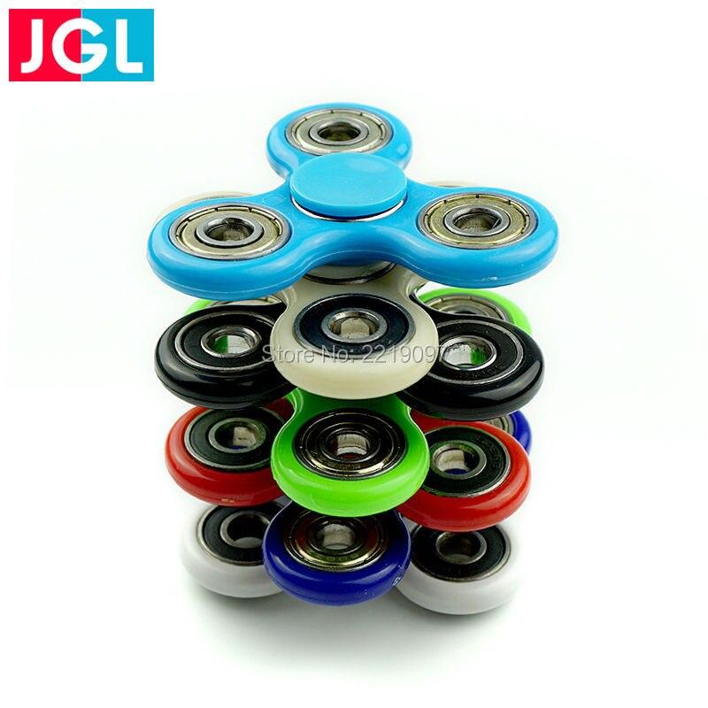 28pcs / set טרי ספינר פלסטיק EDC יד ספינר - צעצועים קלאסיים