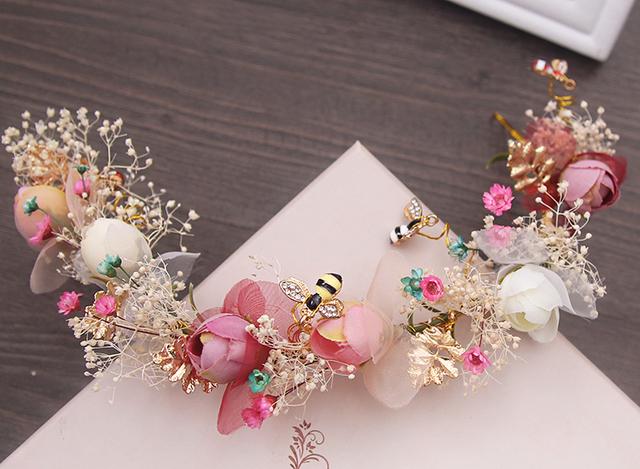 Europeu Senhora Sinamay Chapéu Fascinator Do Casamento Da Pena Da Flor Acessórios Para o Cabelo Hairband Mulheres Headwear Para Festa de Casamento