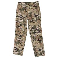 Outdoor Lurker Shark Skin Soft Shell Camouflage Waterproof Mens Pants CP
