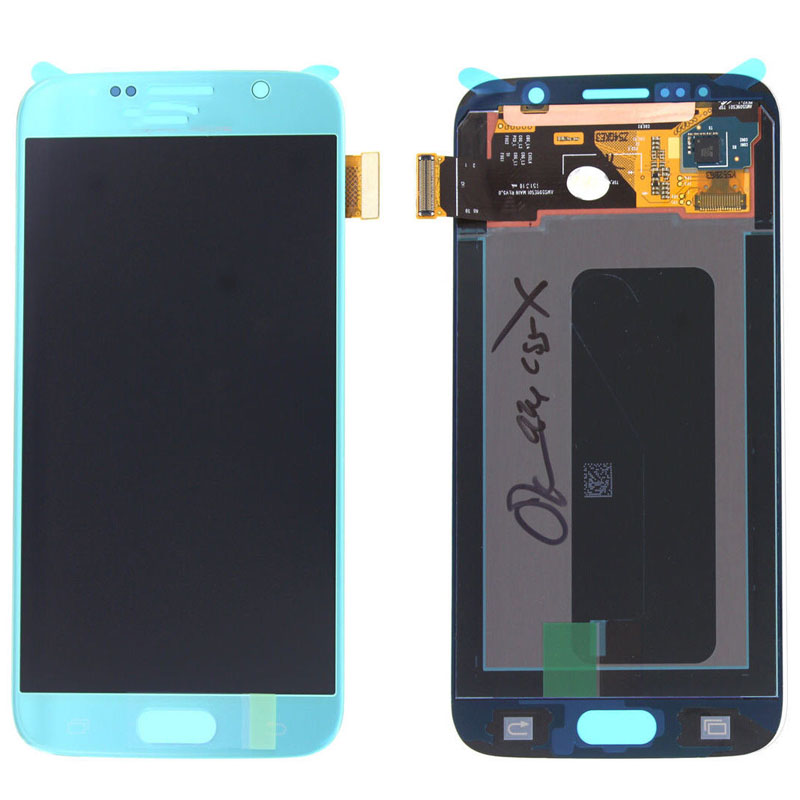 For <font><b>Samsung</b></font> Galaxy S6 <font><b>G920</b></font> G920A LCD <font><b>Display</b></font> Touch Screen Digitizer Assembly image