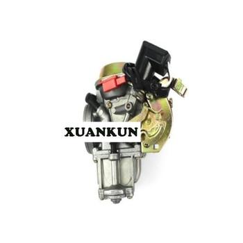 XUANKUN Motorcycle Accessories ZY125 Carburetor Pedals Motorcycle Carburetor