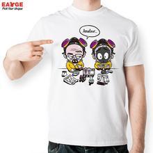 Break Chemistry Amateur T Shirt Design Funny Cartoon T-shirt Style Cool Fashion Casual Novelty Tshirt Top Men Women Printed Tee