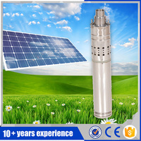 lift 30m for deep well and farm home water supply ,dc 12v 3000L/h submersible solar water pump mini garden solar water pump