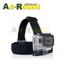 Action Camera Gopro Accessories Headband Headstrap Professiona Mount Tripod Helmet For SJCAM Go Pro Hero 3/4 Xiaomi Yi Sport Cam