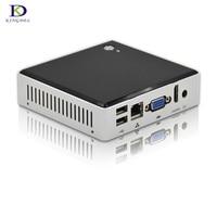 Мини ПК четырехъядерный Windows 10 Intel Atom Z8350 Bluetooth 4,0 USB 3,0 WiFi HDMI VGA ТВ коробка LAN X86 мини ПК