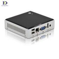 Mini PC Quad Core Windows 10 Intel Atom Z8350 Bluetooth 4.0 USB 3.0 WiFi HDMI VGA TV Box LAN X86 Mini PC