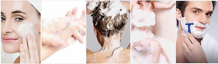 Купить с кэшбэком Thailand Jam AUSA organic Rice  acne natural  face soap bar  handmade beauty wash face oil control bath soap hair bear body