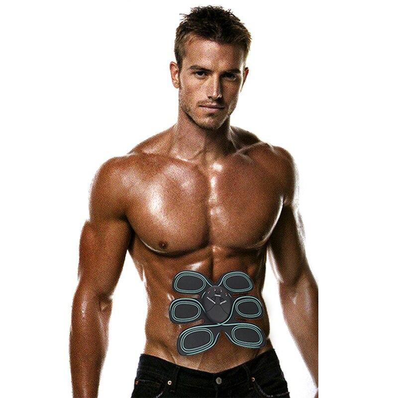 Electric Stimulator Massage Weight Loss Slimming Muscle ...