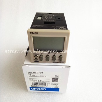 H5CZ-L8 / H5CZ-L8D  OMRON TIME RELAY 100% New & Original