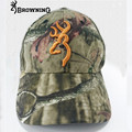 Browning Camouflage Hunting Cap Outdoor Military Fishing Bucket Camping Hiking Camo Hat FREE SHIPPING