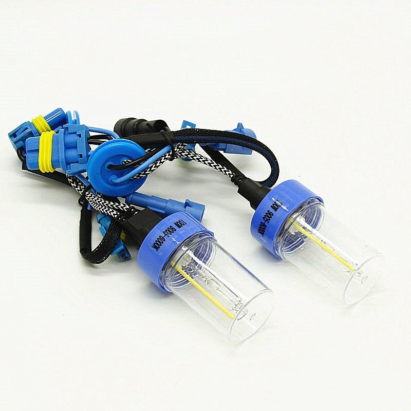 Vauxhall Combo MK2 H7 55w Clear Xenon HID High Main Beam Headlight Bulbs Pair