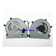 New CPU Cooler Fan Para Toshiba Satellite P55W-B P55W-B5112 P55W-B5318 P55W-B5220 FOXCONN BLS NFB68A05H FSFA11M Laptop Radiador